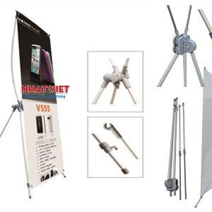 Standee X Đa Năng 60x160 và 80x180cm