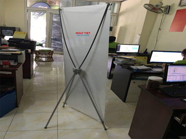 Standee X HaHa Châu Âu 80x180cm