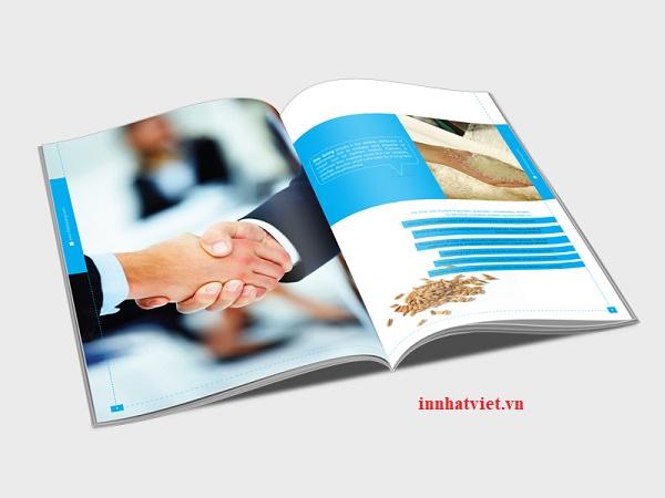 Mẫu catalogue khổ A4
