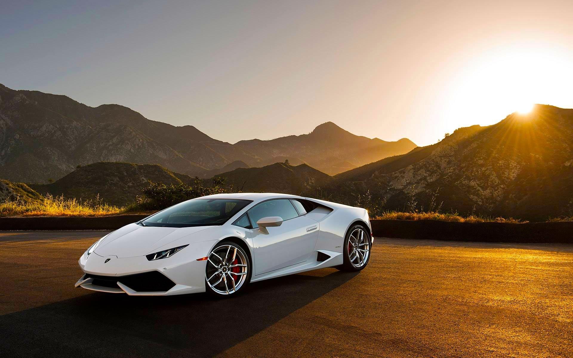 Bộ sưu tập siêu xe Lamboghini siêu đẹp